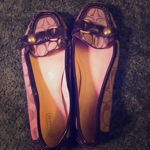 Coach Helen loafers shoes